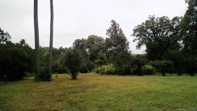 Lot 35A Chapel Neck Road, North, VA 23128 (MLS #1933419) :: Small & Associates