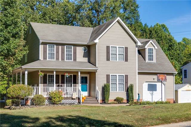 7401 Decidedly Lane, Midlothian, VA 23112 (MLS #1933484) :: EXIT First Realty