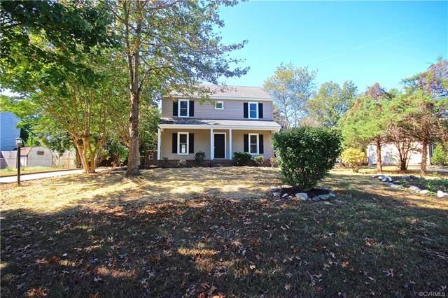 7157 New Hunter Road, Mechanicsville, VA 23111 (MLS #1933523) :: EXIT First Realty