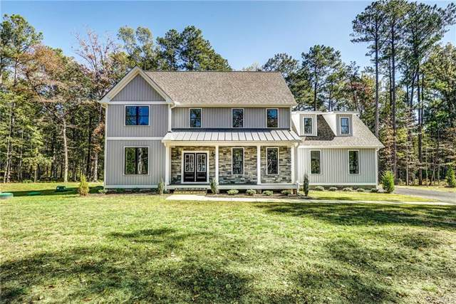 213 & 215 E Brook Run Drive, Goochland, VA 23238 (MLS #1933541) :: HergGroup Richmond-Metro