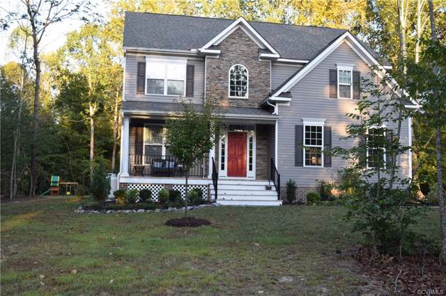 11090 Creeks Edge Road, New Kent, VA 23124 (#1933621) :: Abbitt Realty Co.