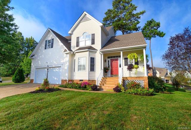 8981 Abatis Court, Mechanicsville, VA 23116 (MLS #1933637) :: HergGroup Richmond-Metro