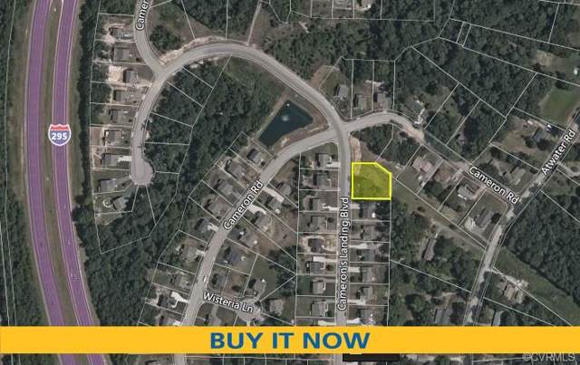 1620 Camerons Landing Boulevard, Hopewell, VA 23860 (#1933658) :: Abbitt Realty Co.