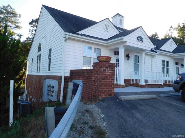 2140 Plainview Center, Powhatan, VA 23139 (MLS #1933702) :: EXIT First Realty