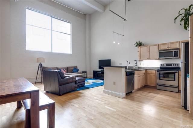 306 N 26th Street U105, Richmond, VA 23223 (MLS #1933780) :: Small & Associates