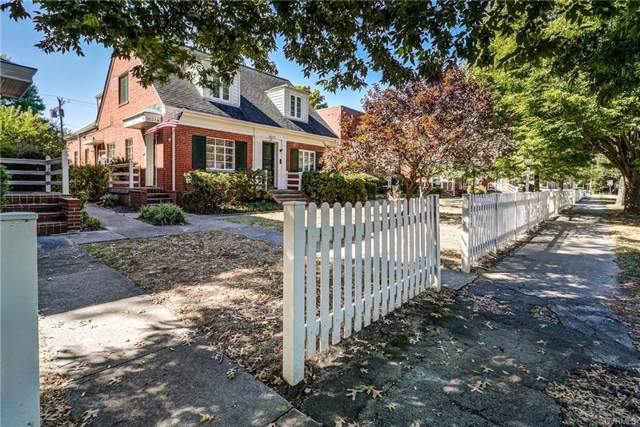 3527 Hanover Avenue A, Richmond, VA 23221 (MLS #1933836) :: The RVA Group Realty