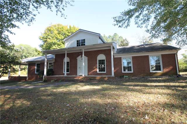 2724 Nottoway Boulevard, Victoria, VA 23974 (MLS #1933859) :: The RVA Group Realty