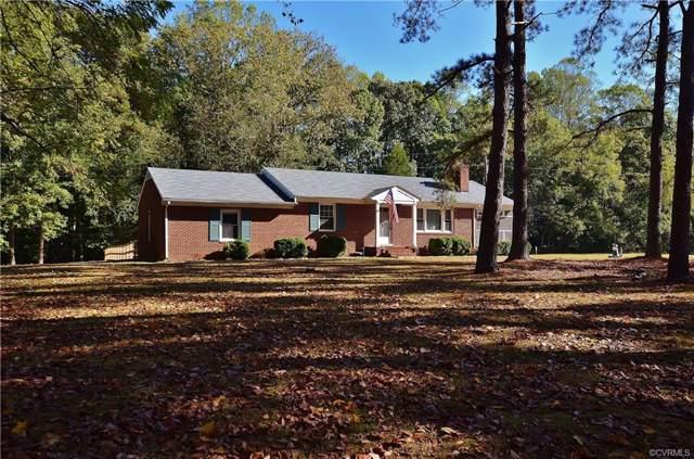 84 Cedar Lane, King William, VA 23086 (MLS #1933865) :: Small & Associates