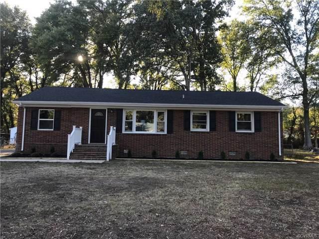 618 Circlewood Drive, Richmond, VA 23224 (MLS #1933886) :: The RVA Group Realty