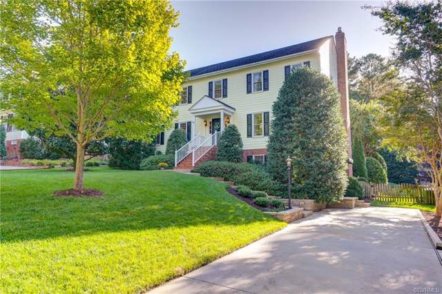 407 Anneslie Court, Henrico, VA 23229 (MLS #1934075) :: HergGroup Richmond-Metro