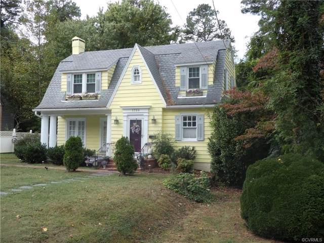 1756 S Sycamore Street, Petersburg, VA 23805 (MLS #1934091) :: The Redux Group
