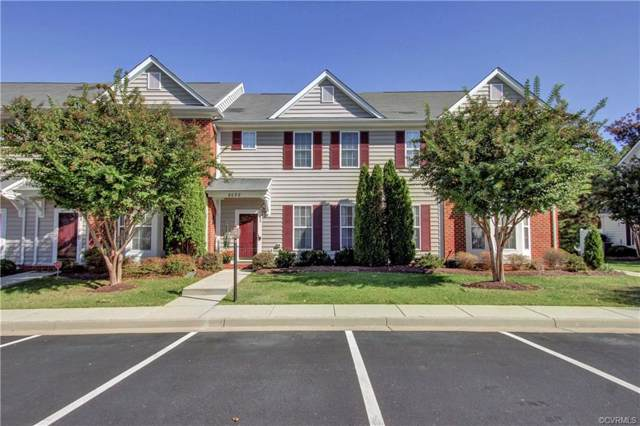 8028 Creekside Village Drive #8028, Mechanicsville, VA 23111 (MLS #1934189) :: HergGroup Richmond-Metro