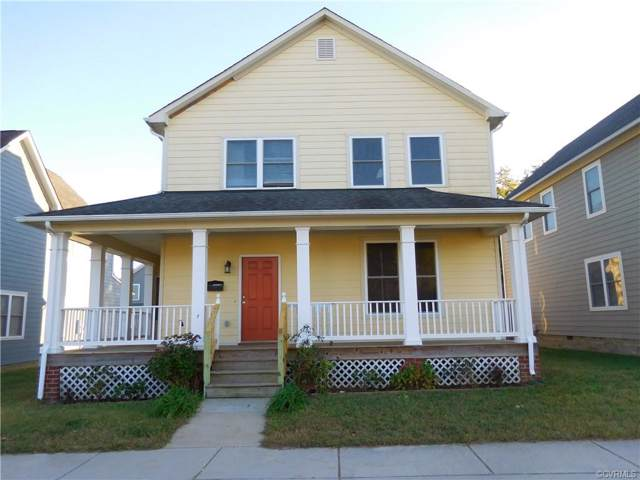 7 King Street, Richmond, VA 23222 (MLS #1934224) :: Small & Associates