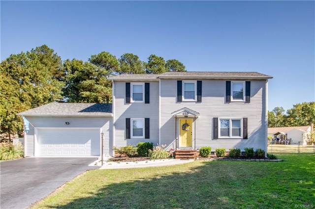 110 Pinetree Court, Prince George, VA 23875 (MLS #1934365) :: HergGroup Richmond-Metro