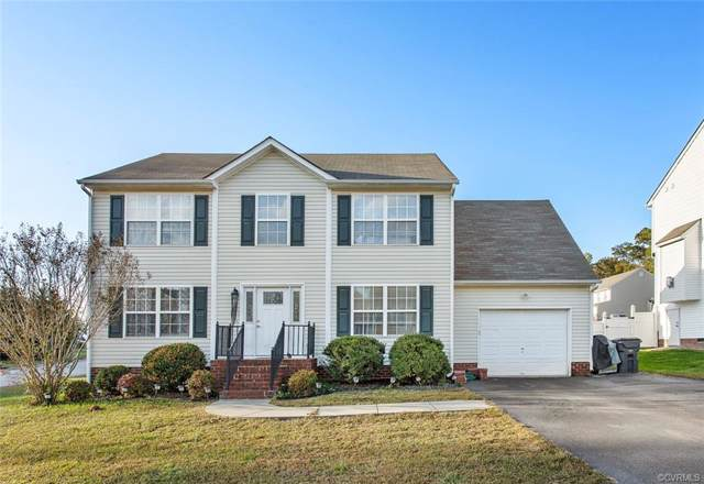 3912 Windy Creek Drive, Chesterfield, VA 23832 (MLS #1934448) :: EXIT First Realty