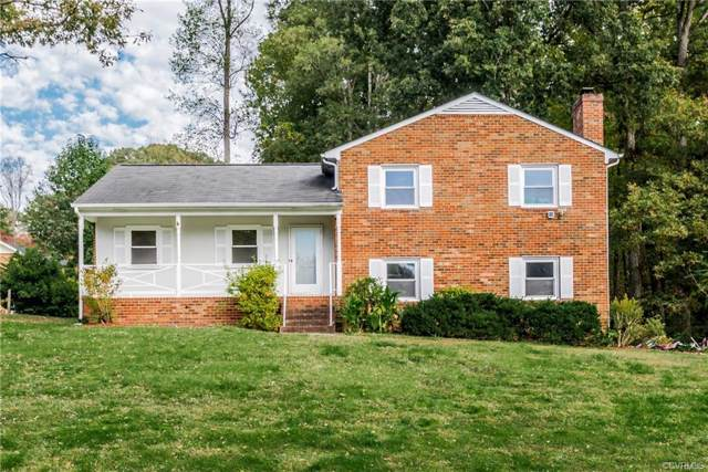 1261 Abingdon Rd, North Chesterfield, VA 23236 (MLS #1934473) :: EXIT First Realty