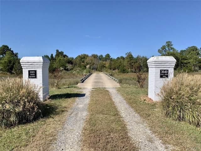 3640 Kings Creek Road, Hayes, VA 23072 (MLS #1934485) :: HergGroup Richmond-Metro
