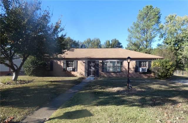 1501 Valor Drive, Petersburg, VA 23803 (MLS #1934541) :: Small & Associates