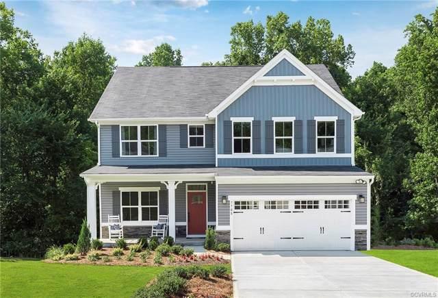 9103 Hunters Crest Lane, Mechanicsville, VA 23116 (MLS #1934573) :: Small & Associates
