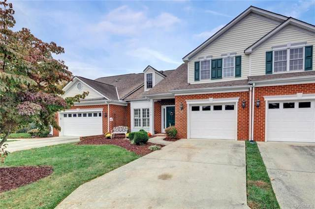 2340 Waters Mill Circle #37, Chesterfield, VA 23235 (MLS #1935010) :: EXIT First Realty