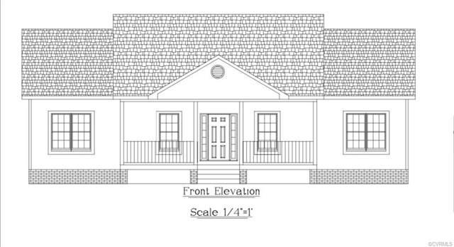 169 Hickory Hill Road Rt 650, St Stephens Church, VA 23148 (MLS #1935044) :: HergGroup Richmond-Metro