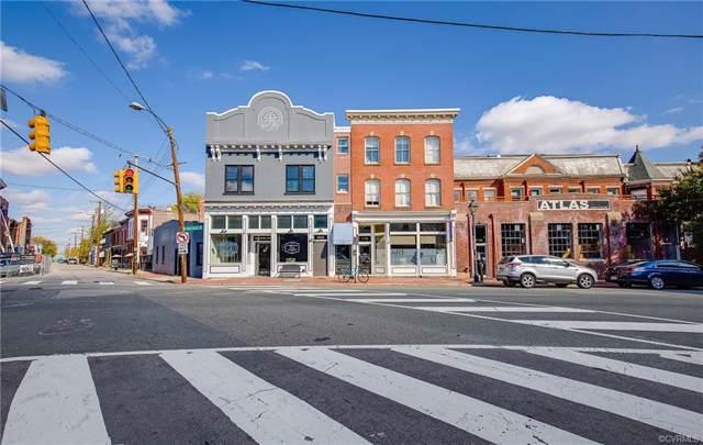 110 W Marshall Street #37, Richmond, VA 23220 (MLS #1935091) :: HergGroup Richmond-Metro