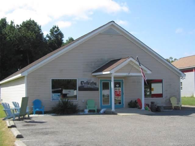 16474 General Puller Highway, Deltaville, VA 23043 (MLS #1935146) :: EXIT First Realty