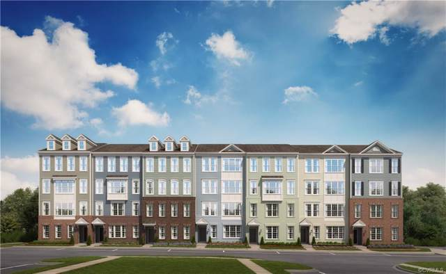 8032 Wistar Glen Drive B, Henrico, VA 23228 (MLS #1935221) :: Small & Associates