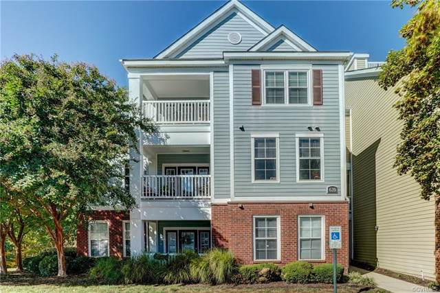 620 Fern Meadow Loop B02, Midlothian, VA 23114 (MLS #1935238) :: Small & Associates