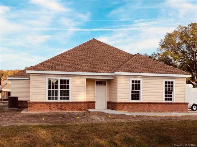 101 Westville Landing, Mathews, VA 23109 (#1935543) :: Abbitt Realty Co.