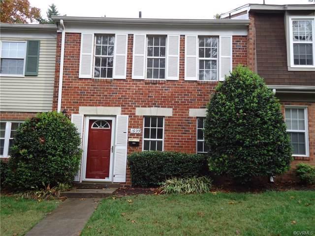 1593 Constitution Drive, Henrico, VA 23238 (MLS #1935544) :: Small & Associates