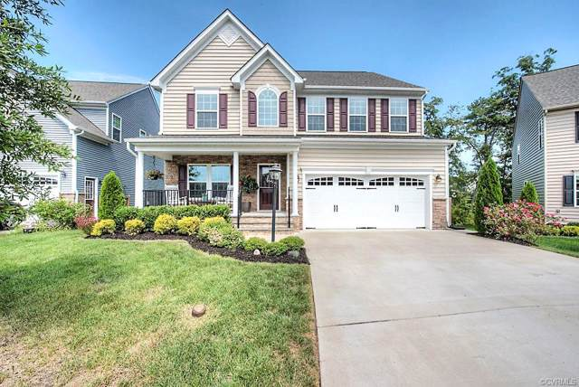 10208 Toliver Trail Circle, Ashland, VA 23005 (MLS #1935657) :: EXIT First Realty