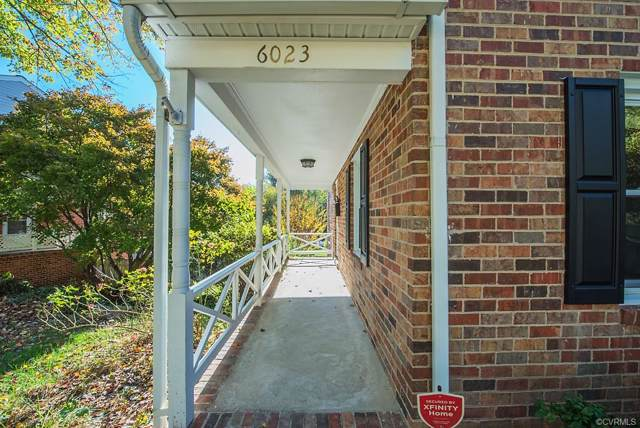 6023 Newington Drive, Chesterfield, VA 23224 (MLS #1935680) :: EXIT First Realty