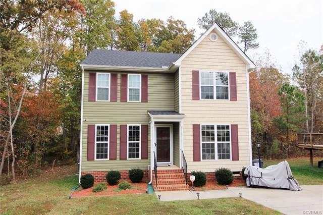 3913 Sunny Creek Drive, Chesterfield, VA 23832 (MLS #1935732) :: The RVA Group Realty