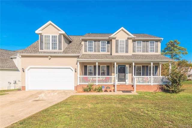 23167 Triple Crown Drive, Ruther Glen, VA 22546 (MLS #1935780) :: EXIT First Realty