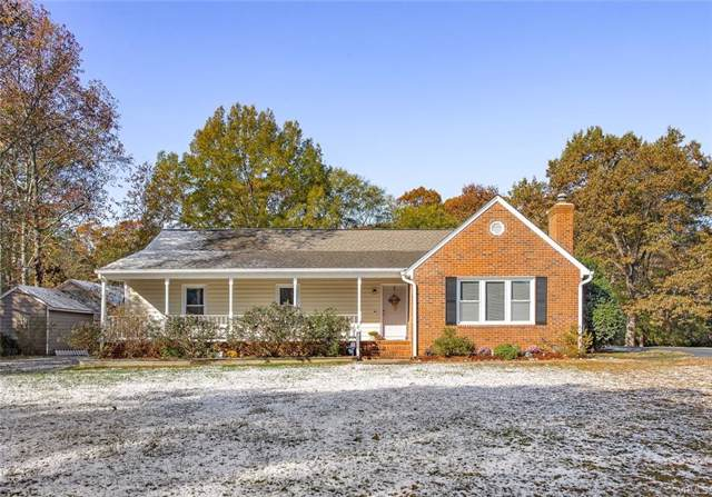 6604 Sandrock Drive, Chesterfield, VA 23234 (MLS #1935837) :: EXIT First Realty
