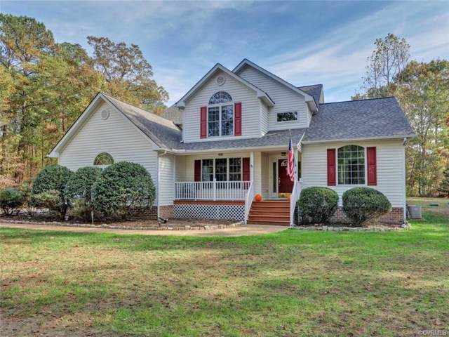 2243 Westwood Pine Drive, Moseley, VA 23120 (MLS #1935917) :: EXIT First Realty