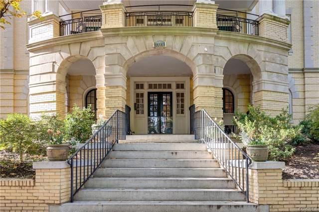 2805 Monument Avenue #2, Richmond, VA 23221 (MLS #1935975) :: Small & Associates
