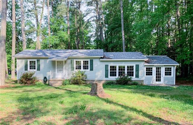 690 Coachpoint Road, Hartfield, VA 23071 (MLS #1936062) :: Small & Associates