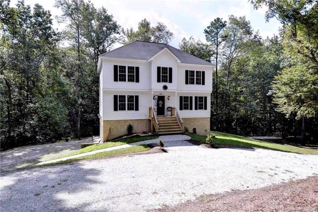 4001 Mount Laurel Road, Williamsburg, VA 23188 (MLS #1936074) :: HergGroup Richmond-Metro