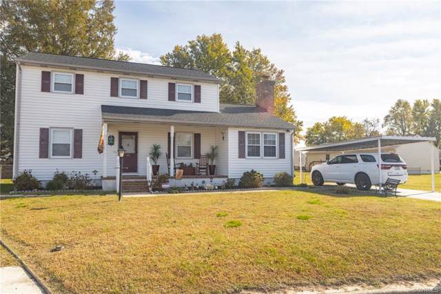 701 Kippax Court, Hopewell, VA 23860 (#1936129) :: Abbitt Realty Co.