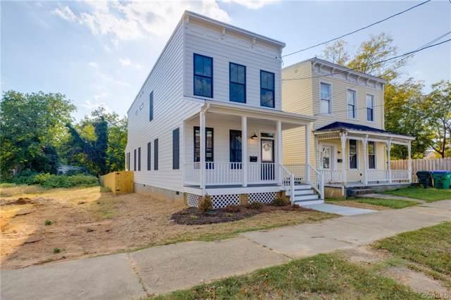 3203 P Street, Richmond, VA 23223 (#1936144) :: Abbitt Realty Co.