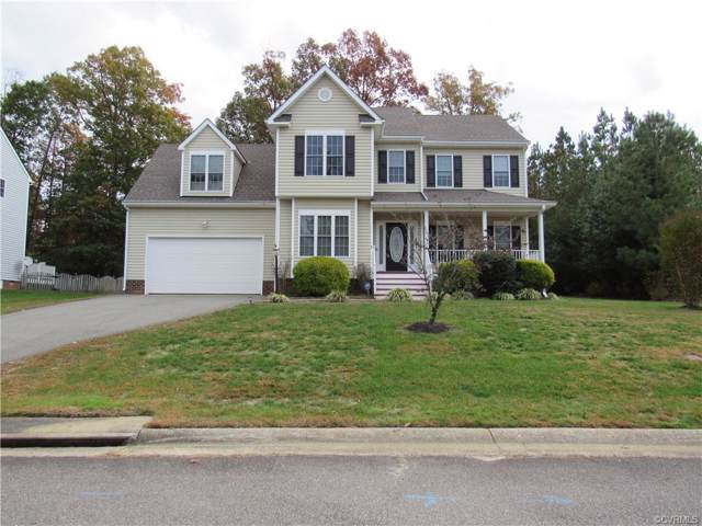 9629 Prince James Terrace, Chesterfield, VA 23832 (MLS #1936154) :: The RVA Group Realty