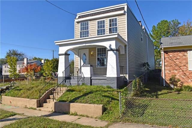 808 N 32nd Street, Richmond, VA 23223 (#1936211) :: Abbitt Realty Co.