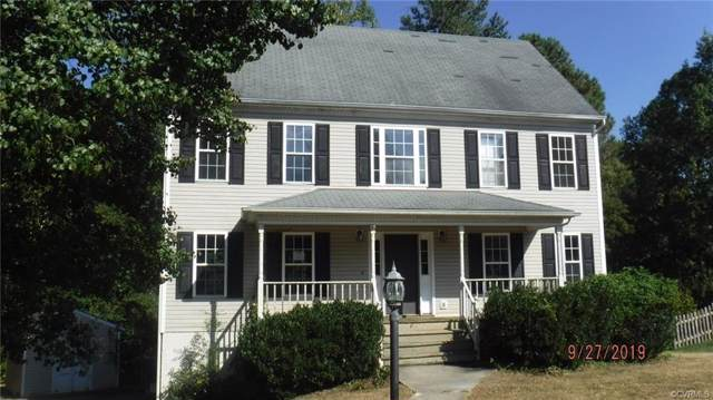 437 Michaux Branch Terrace, Midlothian, VA 23113 (MLS #1936281) :: The RVA Group Realty