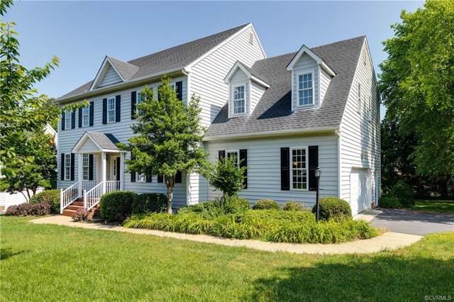 11741 Herrick Lane, Glen Allen, VA 23059 (MLS #1936291) :: Small & Associates