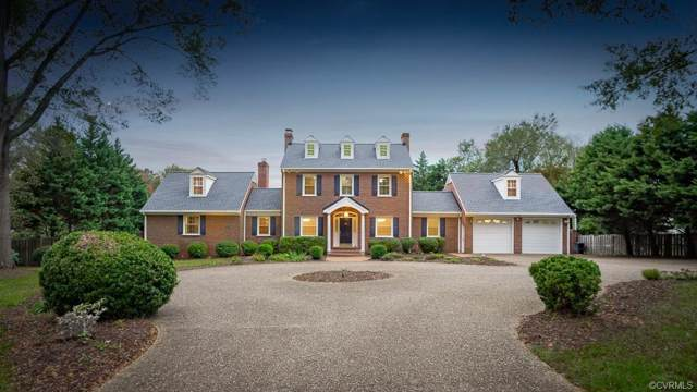 4480 Springfield Road, Glen Allen, VA 23060 (MLS #1936298) :: Small & Associates