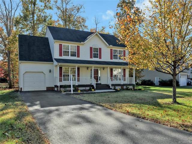 8413 Newbys Mill Drive, Chesterfield, VA 23832 (MLS #1936316) :: The RVA Group Realty