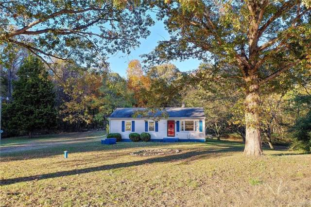 1414 Dorset Road, Powhatan, VA 23139 (MLS #1936325) :: The RVA Group Realty