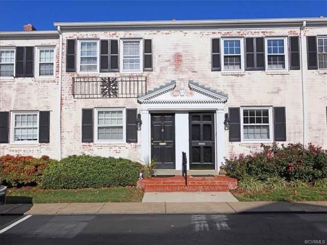 705 N Hamilton Street Ue, Richmond, VA 23221 (MLS #1936328) :: Small & Associates